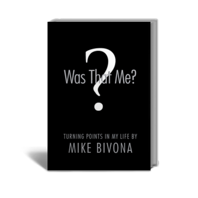 "In his memoir Was That Me?, a successful businessman, author, and philanthropist provides an inspirational look into the reasons why he chose the road he did in life. After being repeatedly asked the question, ""How did you go from not attending high school to becoming the man you are today?"" Bivona's answer was always the…"